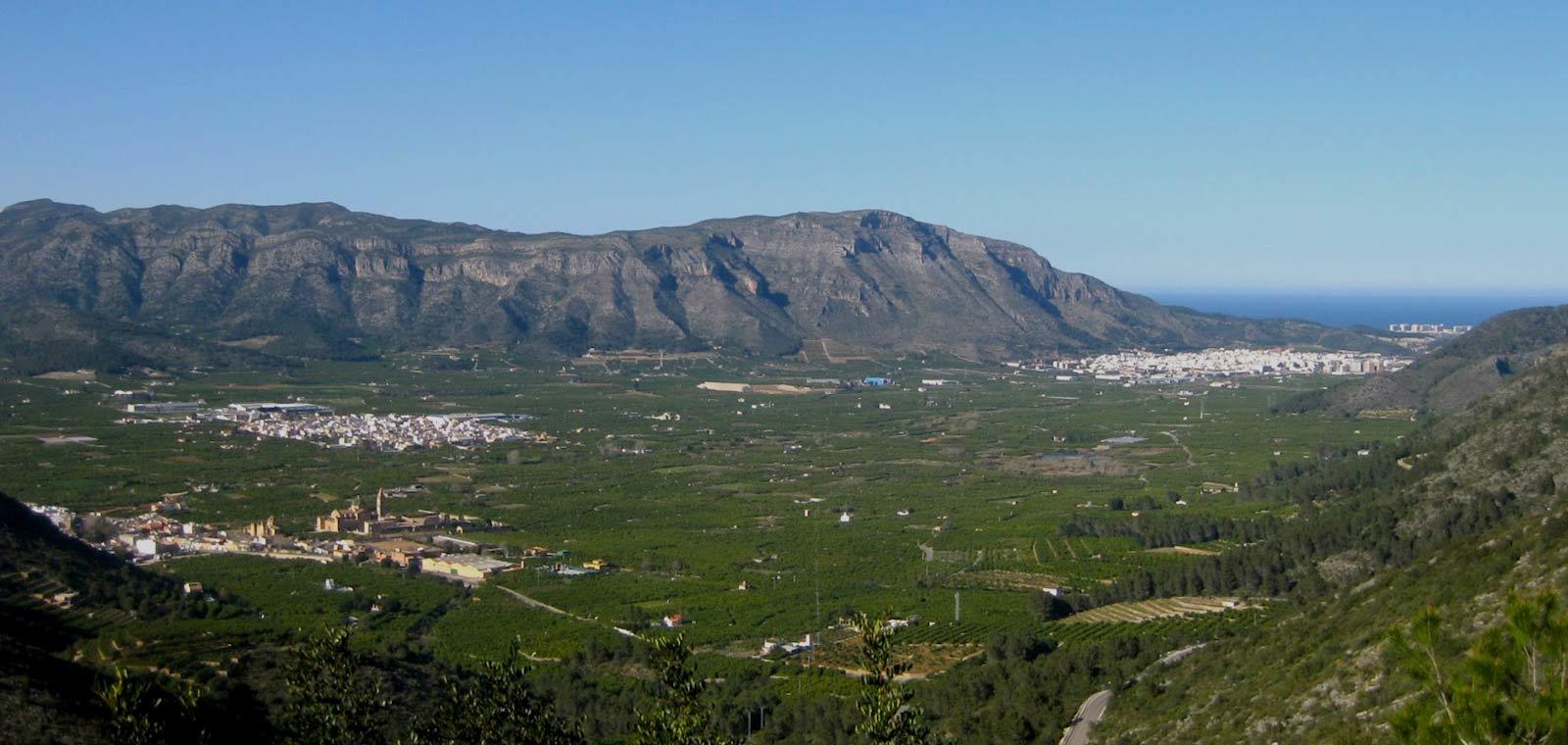 La Vall de Valldigna